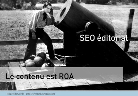 Stratégie de contenu : Parlons peu, parlons bien ! | Be Marketing 3.0 | Scoop.it