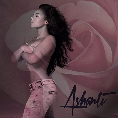 ASHANTI new sexy promo pictures • New album BRAVEHART coming up soon | CHRONYX.be : we like it sexy too ! | Scoop.it