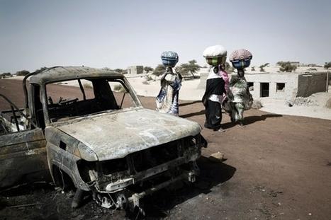 Mali: 'Het is hier als de vulkaan'- De Groene | Mali | Scoop.it