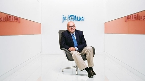 JetBlue - Using Social Listening To Turn The Traveling Blues Into Corporate Green   Marketing Research   Scoop.it