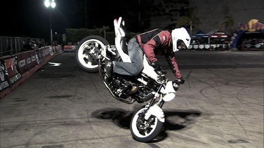 Street Freestyle: Motorcycle Stunt Riding - Grantland | Motorcycles Bikers Safety and Injury Resource