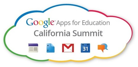 Presenter Resources - Google Apps for Education California Summit | Google for Class | Scoop.it