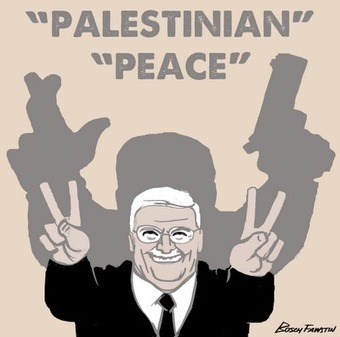 "Bosch Fawstin: ""Palestinian"" 'Peace"" 