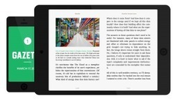 "Diffusion : Gazette, votre veille au format e-book | Patrick CUENOT, ""profiling 2.0 et Digital Media"" 