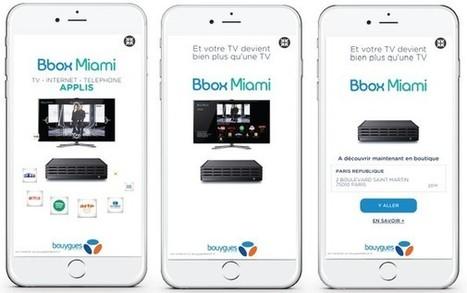AdotMob créé un format publicitaire mobile géolocalisé pour les campagnes drive-to-store | FromWeb2Mobile | Scoop.it