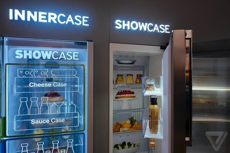 Goodbye Twitter fridges, hello 3D-printed food | Moore's Law | Scoop.it