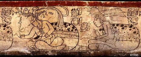 La escritura maya | Escritura en la Edad del Bronce | Scoop.it