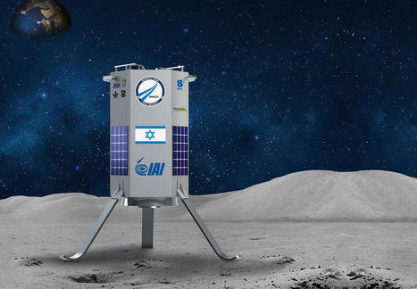 Israeli Google Lunar XPrize team aims to put lander on the moon in 2017 | CNET | The NewSpace Daily | Scoop.it
