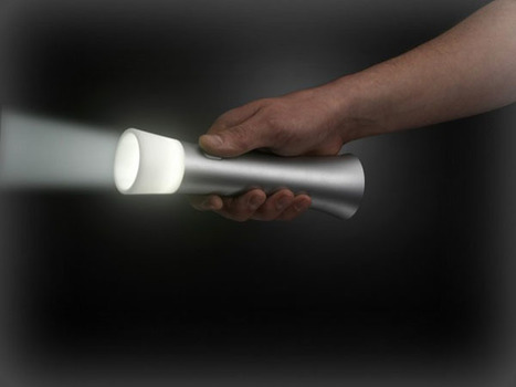 Trioh! The Flashlight You Can See When The Power Goes Out | Business Futures | Scoop.it