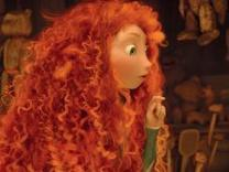 Merida's hair in 'Brave' is an animation sensation   Brave - Changing Faces of Disney Princesses   Scoop.it