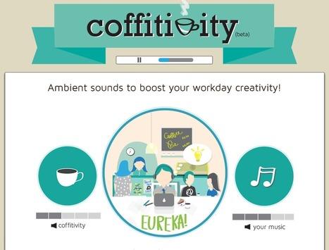 Studie: Hintergrundlärm fördert die Kreativität | Social Media Superstar | Scoop.it