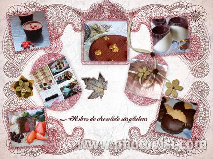 7 recetas de postres con el tandem perfecto: #conChocolate #singluten | Gluten free! | Scoop.it