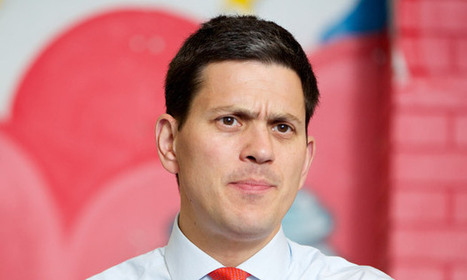 Palestinian cause is victim of Arab revolts, says David Miliband | Palestinian cause | Scoop.it