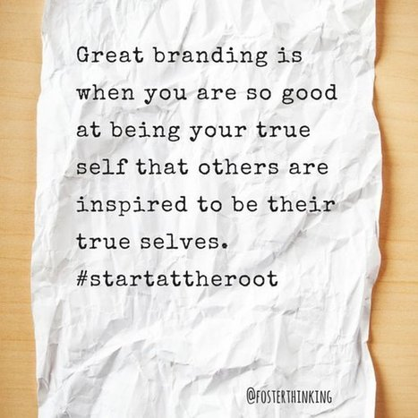 The greatest brand message of all time | Social Media | Scoop.it