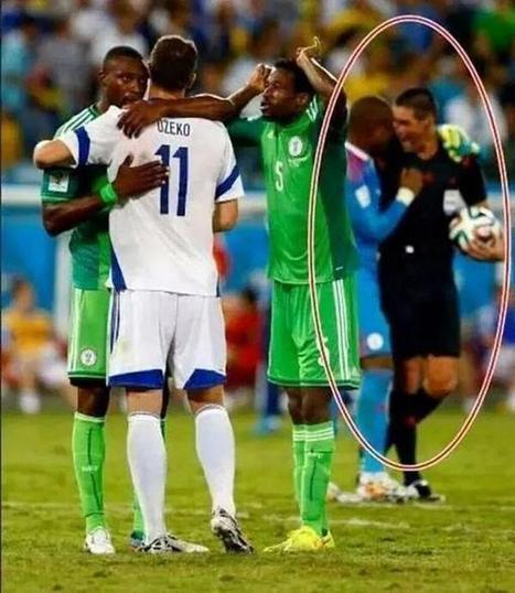 Tweet from @TeleFootball | Brazil World Cup 2014. | Scoop.it