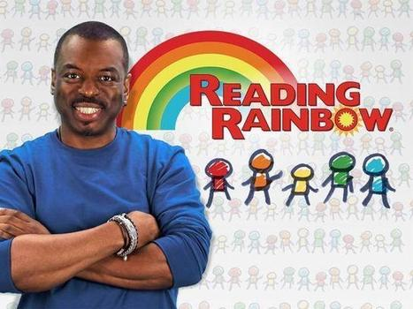 LeVar Burton And 'Reading Rainbow' Kickstarter Raising $1 Million To Revive ... - International Business Times | THE SLAM GUY'S SLAM NEWS | Scoop.it