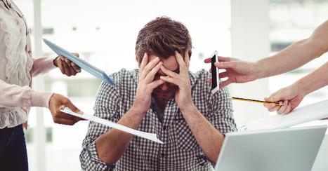 #RRHH ¿Cómo mantener el equilibrio entre el estrés y la productividad? | #HR #RRHH Making love and making personal #branding #leadership | Scoop.it