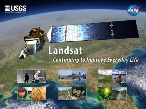 Case Studies « Landsat Science | Lorraine's Geography SKILLS and ICT | Scoop.it