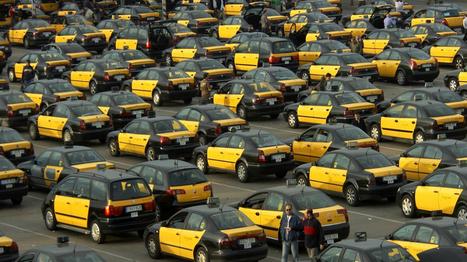 El Sindicat del Taxi de Catalunya demana la prohibició d'Uber - YCOM | taxi barcelona | Scoop.it