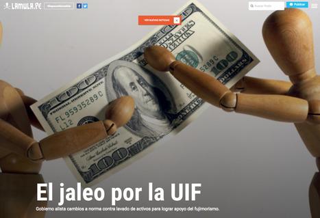 El JALEO por la UIF... | MAZAMORRA en morada | Scoop.it