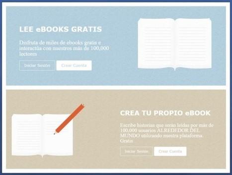 storypop, una nueva aplicación para que podamos escribir y leer libros | Educacion, ecologia y TIC | Scoop.it