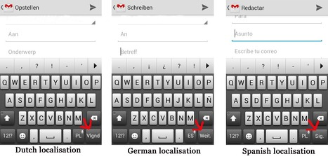 Software localisation: functionality and readability is the key - Beyond the words | Translation and Localisation News | Scoop.it