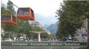 Vinci construction se lance dans le transport par câble | CLEAN ENERGY (Production, Storage, Smart Grid,...) | Scoop.it