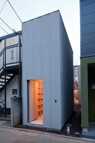 10 incredible tiny houses in Japan: a photo tour | Architecture | Scoop.it