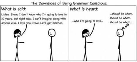 How much grammar? | TEFL Jobs London | Adjectives | Scoop.it