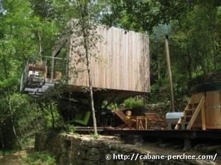 Insolite : dormir dans un nid d'oiseau en Ardèche | Insolite DD | Scoop.it