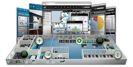 Ubiquiti : des réseaux informatiques aux réseaux de capteurs pour la maison connectée   Domotique  et robotique sur Internet   domotic solution Zigbee   Actualité robotique   Scoop.it