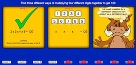 Have some fun with factorisation! | iPad classroom | Scoop.it