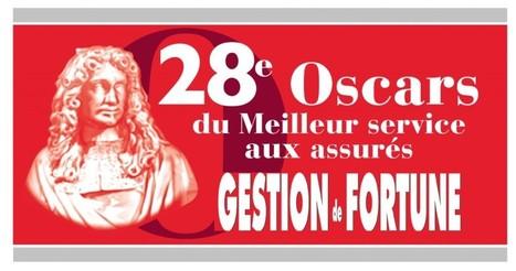 ADVIZE RECOIT L'OSCAR GESTION DE FORTUNE DU MEILLEUR SERVICE AUX ASSURÉS - Blog Assurance Advize | Advize, l'épargne avec un grand € ! | Scoop.it