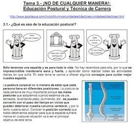 Educación Física en la Web ~ Docente 2punto0 | Recull diari | Scoop.it