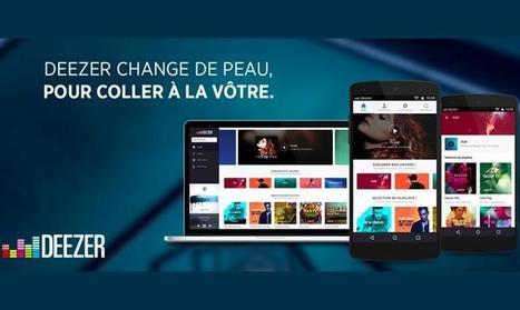 Deezer élargit son offre audio et mise sur les recommandations personnalisées au sein de sa nouvelle home page | Offremedia | Radio 2.0 (En & Fr) | Scoop.it