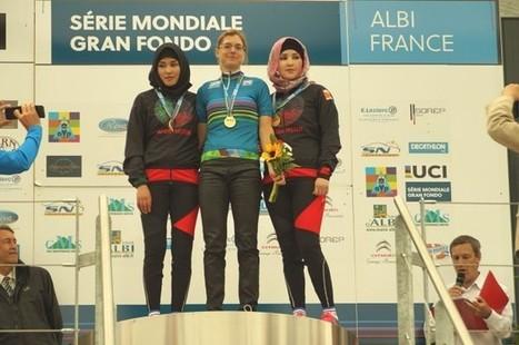 Masooma, Zhara, Zhala, et quelques autres: les «petites reines» de Kaboul | Mag'Centre | ducyclismeféminin.com | Scoop.it