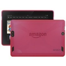 "Frost TPU Case for Kindle Fire HD 7"" 2013 Release (Pink) 