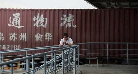 Cette nuit en Asie: l'Asie s'inquiète du coup de froid du commerce extérieur chinois | economie | Scoop.it