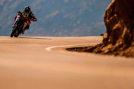 Carlin Dunne Switches to Lightning Motorcycles for Pikes Peak | Ductalk Ducati News | Scoop.it