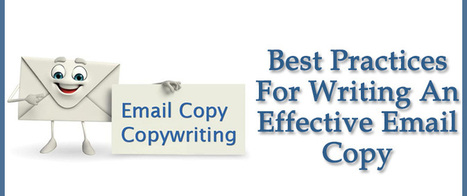 Best Practices For Writing An Effective Email Copy | AlphaSandesh Email Marketing Blog | best email marketing Tips | Scoop.it