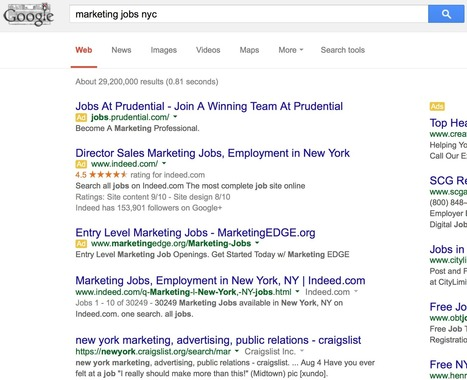 Google Is the First Page of Your Career Site—Start Treating It That Way | Jibe | Veille Ressources humaines | Scoop.it
