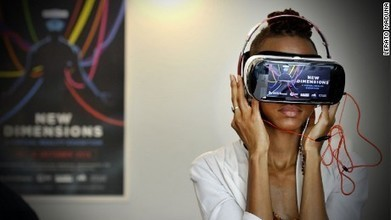 Is virtual reality set to take off in Africa? - CNN.com | cool stuff from research | Scoop.it