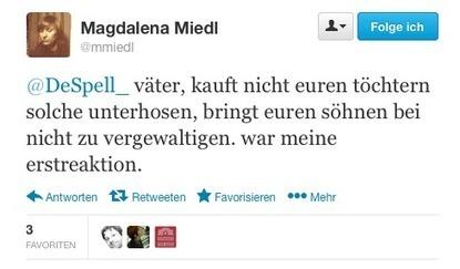 Eine Schicht Sicherheit - Süddeutsche.de | Gegen sexuelle Gewalt 1 | Scoop.it