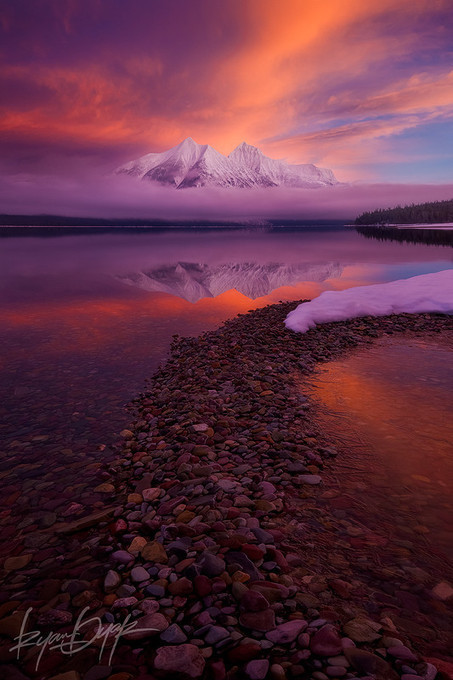 A Portrait of a Mountain by Ryan Dyar | Music, Videos, Colours, Natural Health | Scoop.it