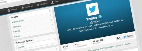 Les 7 types d'utilisateurs sur Twitter | Social Media & Community Management | Scoop.it