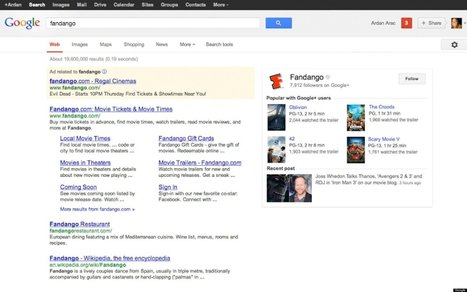 More Of Google+ Is Coming To Google Search | GooglePlus Expertise | Scoop.it