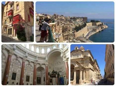 Historic Tour of Valletta, Capital of Malta - The Epoch Times | Exploring Malta | Scoop.it