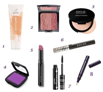 Quel maquillage pour cet automne-hiver ? Astuces et sélection | So What? Votre magazine féminin en ligne | Fashion-Art, Beauté & Déco | Scoop.it