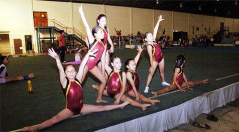 SLP y Cancún serán sede de selectivos de gimnasia rumbo al Panamericano Juvenil