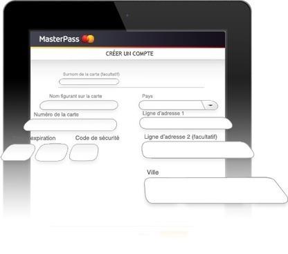 MasterCard lance MasterPass pour fluidifier les achats sur Internet | Libertés Numériques | Scoop.it